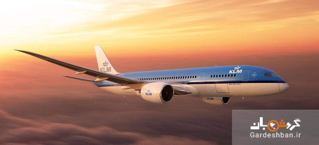 هرآنچه درباره شرکت هواپیمایی KLM باید بدانید