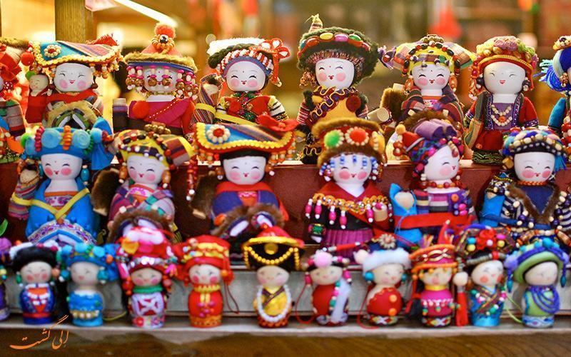 معرفی بهترین سوغات چین