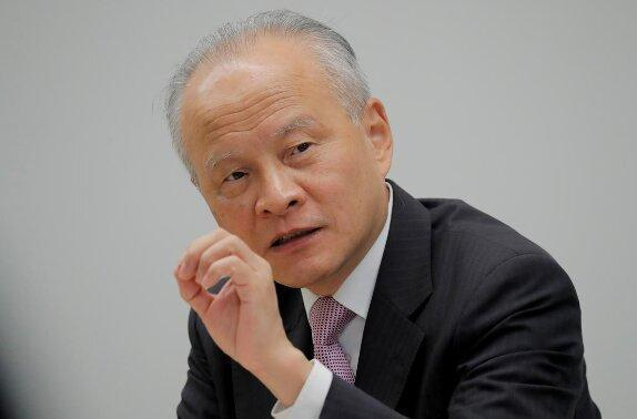 سفیر چین در واشنگتن از اتهامات ترامپ انتقاد کرد