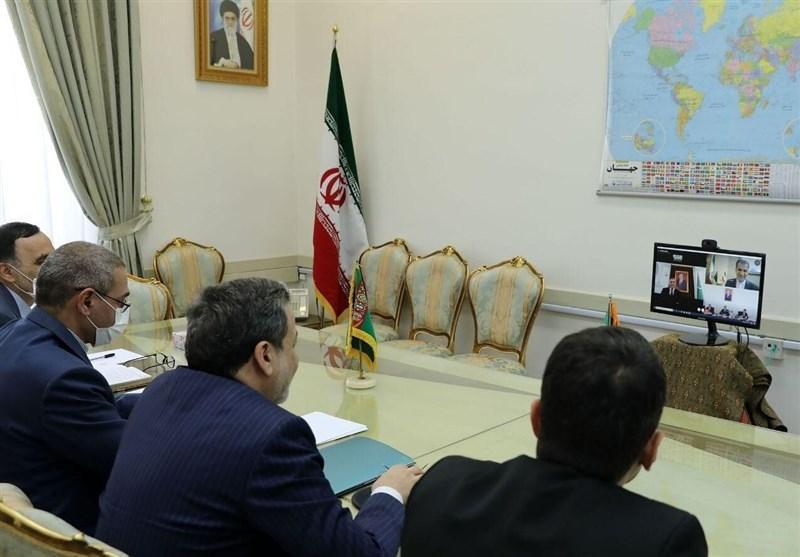 دور جدید رایزنی های سیاسی ایران و ترکمنستان برگزار گشت