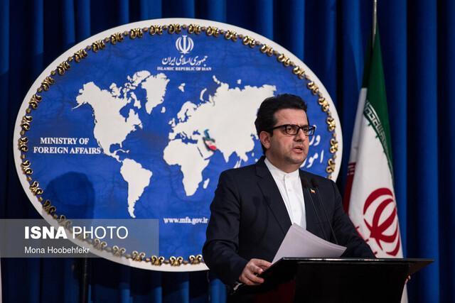 موسوی: ایران خواهان لغو تمامی تحریم های ضد بشری علیه سوریه است