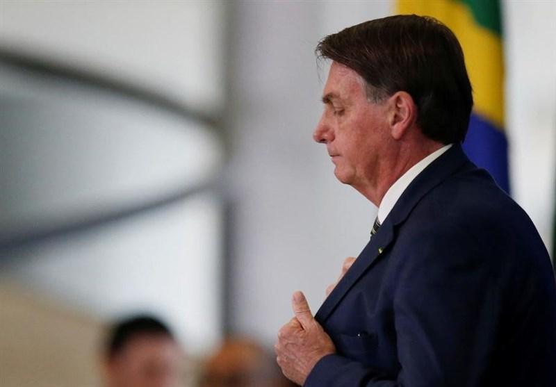 رئیس دفتر رئیس جمهور برزیل کرونا گرفت