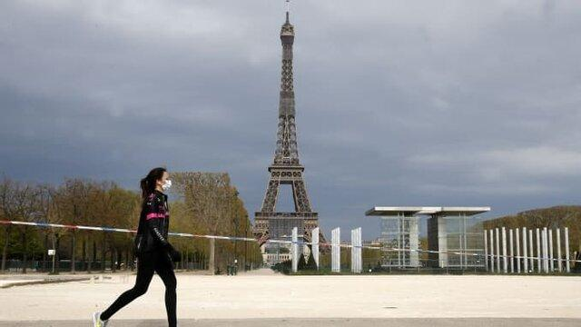 افزایش آمار مبتلایان و جان باختگان کرونا در فرانسه
