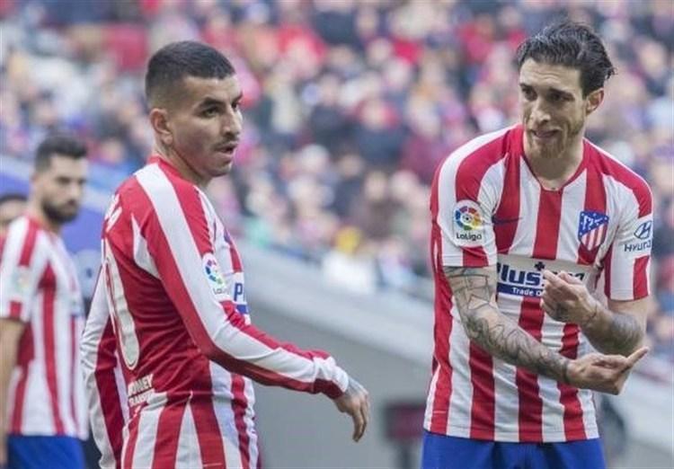 هویت 2 بازیکن مبتلا به کرونا در اتلتیکومادرید تعیین شد