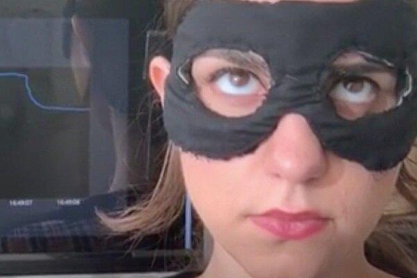 ماسک هوشمندی که سلامتی را رصد می نماید