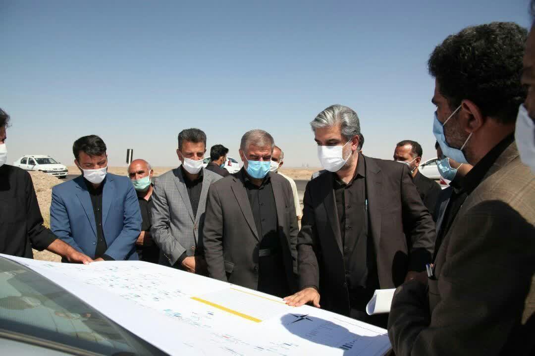 خبرنگاران نماینده مجلس: آب روستاهای خضرآباد تامین شود
