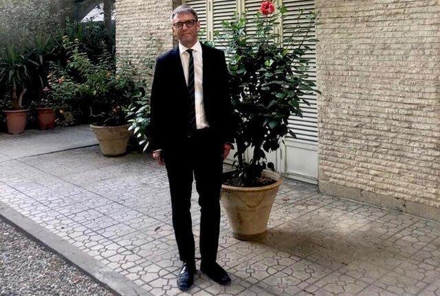 سفیر جدید دانمارک در ایران مشغول به کار می شود