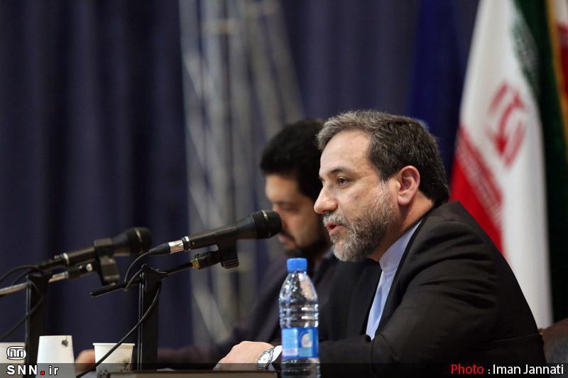 عراقچی: از آغاز دور جدید درگیری ها مرزهایمان را با ارمنستان بسته ایم