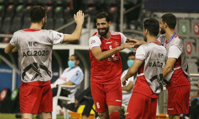 پرسپولیس به نیمه نهایی آسیا رسید، تاریخ سازی سرخ ها در لیگ قهرمانان