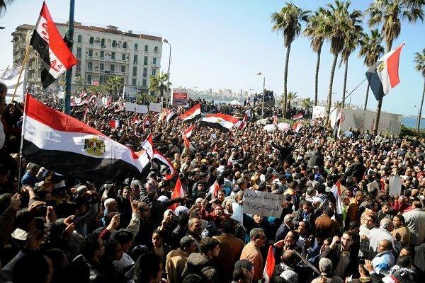 اعتراضات در مصر تا زمان برکناری السیسی ادامه خواهد داشت