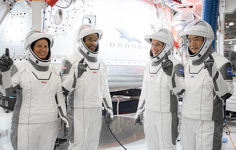 کپسول دراگون در مأموریت آینده تاب آوری پرتاب های فضایی را نشان می دهد