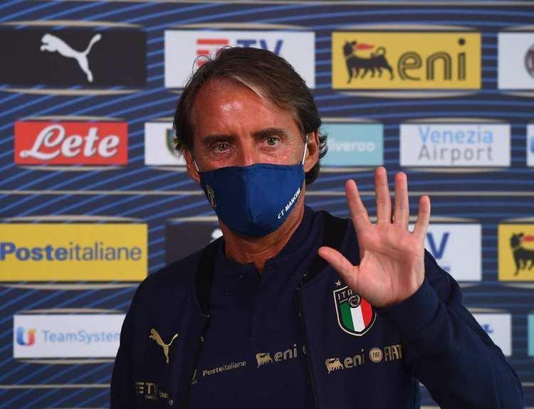 خطر برای تیم ملی ایتالیا