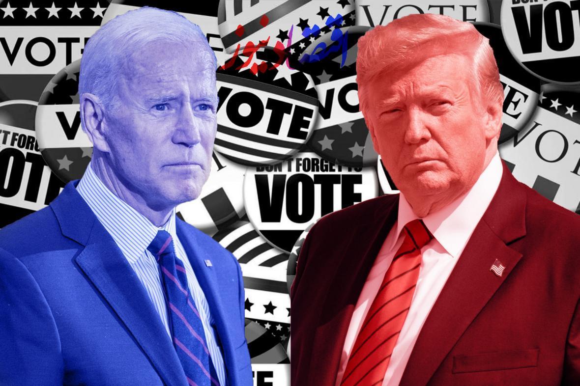 100میلیون رأی زودهنگام در انتخابات آمریکا