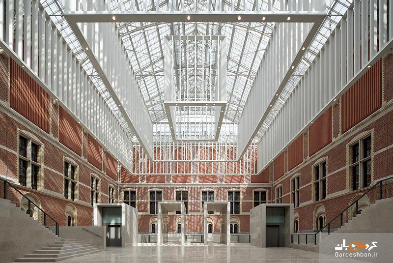 موزه ملی آمستردام، گالری عظیم تاریخ هلند