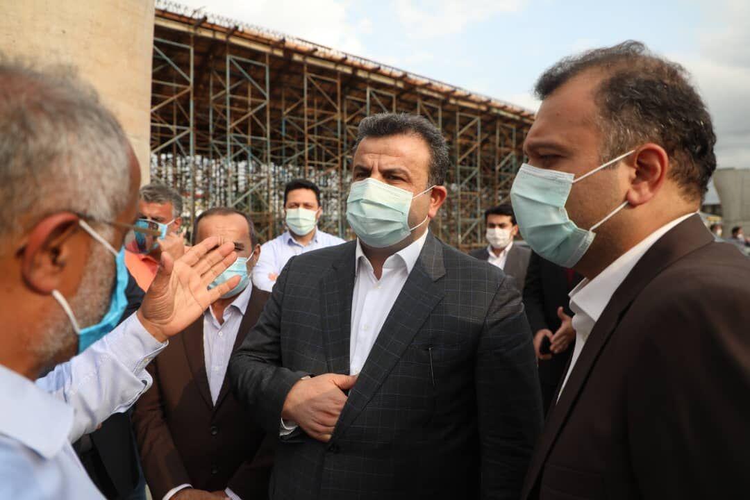 خبرنگاران شتاب در تکمیل طرح های نیمه تمام مازندران