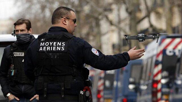 جاسوسان کوچک در فرانسه زمینگیر شدند!