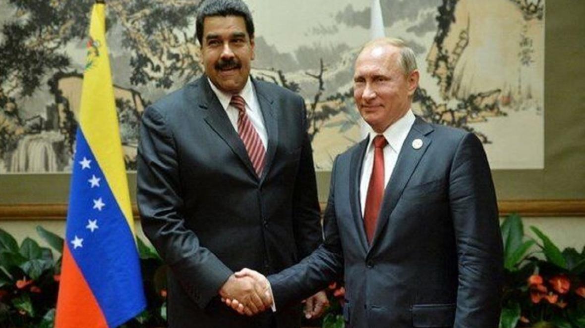 کرملین: زمان ملاقات روسای جمهور روسیه و ونزوئلا اعلام می گردد