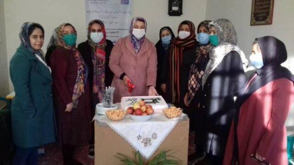ایجاد 12 میلیارد سرمایه و 500 شغل برای زنان روستایی بروجرد