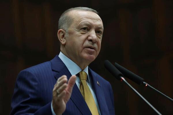 اردوغان: امیدوارم مرکز مشترک ترکیه-روسیه به زودی راه اندازی گردد