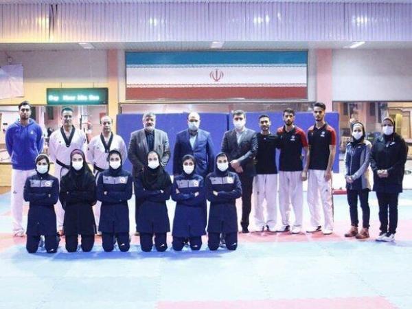 علی نژاد: کوشش کنید در تاریخ ورزش ایران ماندگار شوید