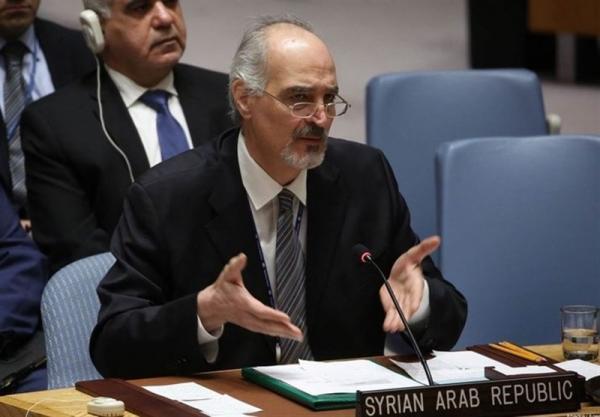 الجعفری: دولت جدید آمریکا به اشغالگری، تجاوز و غارت ثروت سوریه انتها دهد