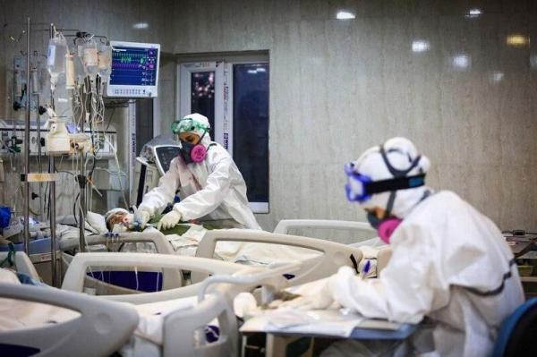خبرنگاران شمار بیماران کووید 19 البرز فرایند افزایشی دارد