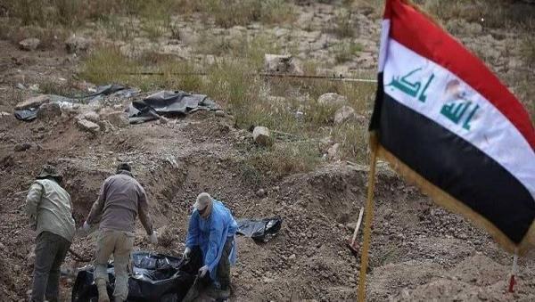 کشف گور دسته جمعی با 400 جسد در عراق