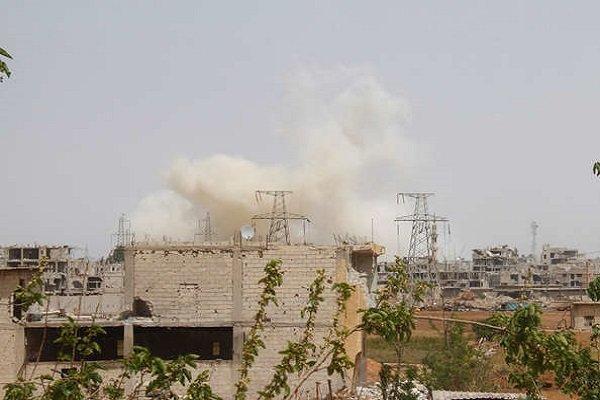 وقوع انفجار در حماه سوریه، کشته شدن 3 غیر نظامی