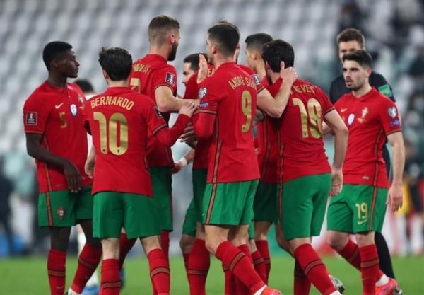مقدماتی جام جهانی 2022، فزونی سخت پرتغال در شب ناکامی رونالدو، پیروزی بلژیک و توقف فرانسه