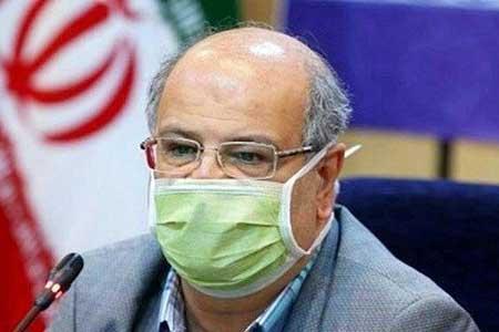 دماوند و فیروزکوه نارنجی شدند ، شکل گیری خوشه های بیماری در بعضی استانهای همجوار خوزستان