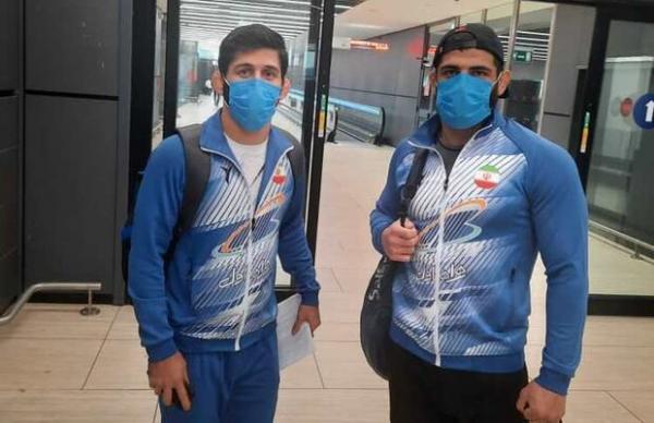 سرانجام کوشش آزادکاران ایران با کسب یک مدال نقره، احسان پور حذف شد