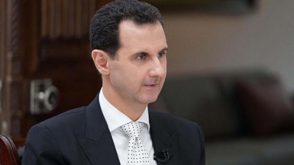بشار اسد واکسن اسپوتنیک زد