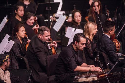 100 موسیقیدان جهان صلح و آرامش را فریاد زدند