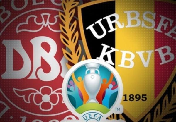 یورو 202، اعلام ترکیب تیم های ملی دانمارک و بلژیک