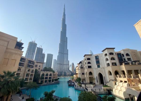 معرفی زیباترین و معروف ترین برج های دبی