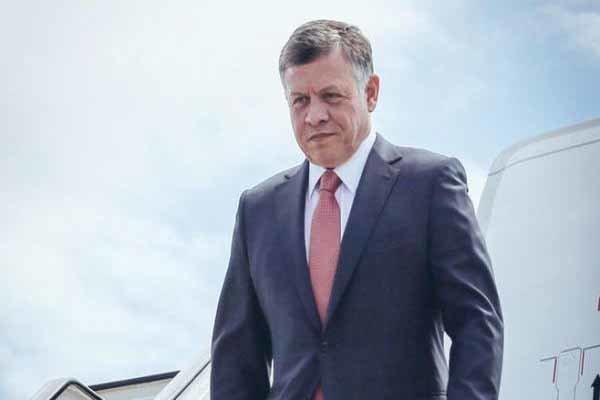 پادشاه اردن به آمریکا سفر می نماید، ملاقات با جو بایدن