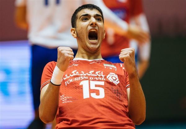 والیبال نوجوانان دنیا، پیروزی آسان ایران مقابل نایب قهرمان اروپا، آرژانتین، حریف بعدی شاگردان آرمات