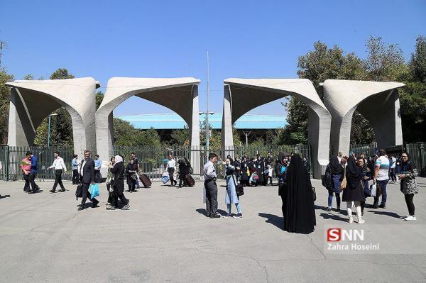 دانشجویان دانشگاه تهران ملزم به تکمیل کارنامه سلامت شدند