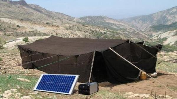 600 دستگاه پنل خورشیدی فراوری برق به عشایر خراسان رضوی تحویل داده شد