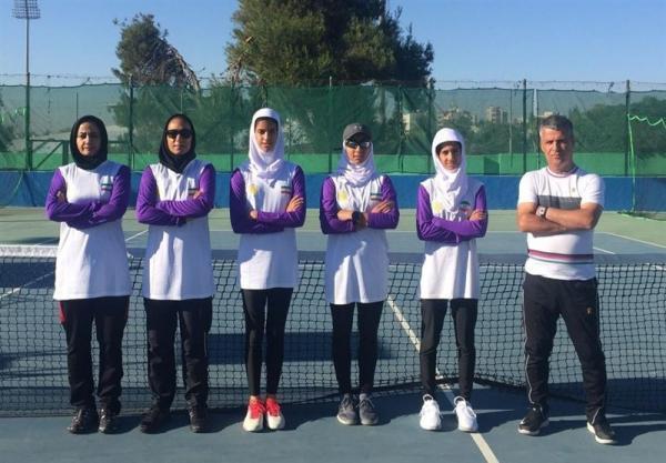 صعود تنیسورهای ایران به قهرمانی آسیا قطعی شد